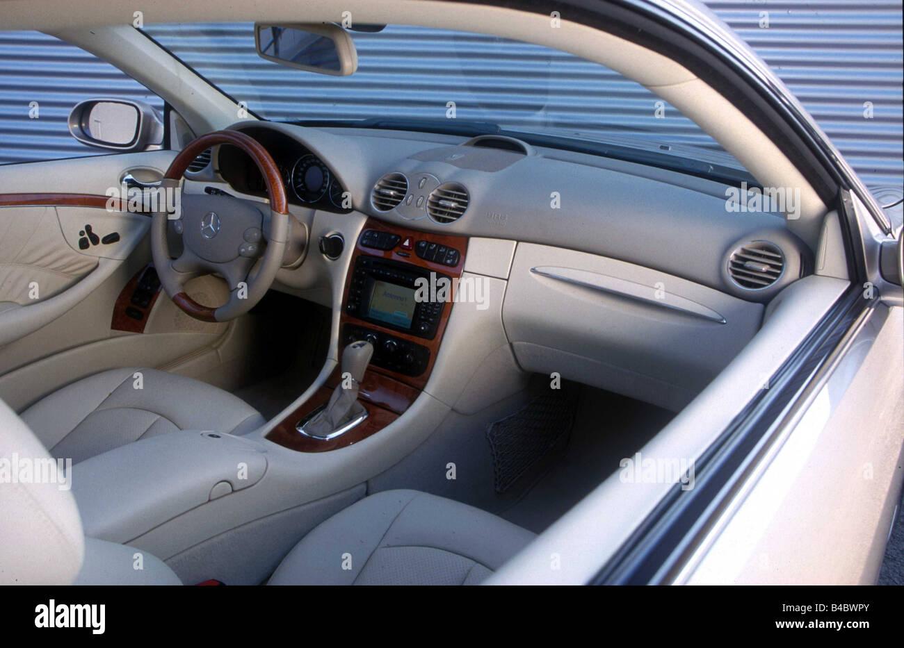 car mercedes clk 270 cdi coupe roadster model year 2002. Black Bedroom Furniture Sets. Home Design Ideas