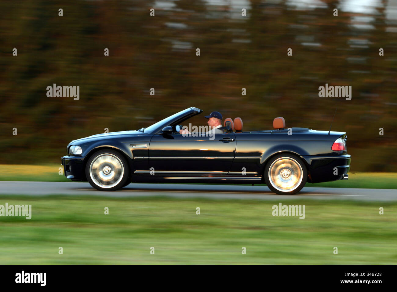 Car Bmw M3 Convertible Model Stock Photos Car Bmw M3 Convertible