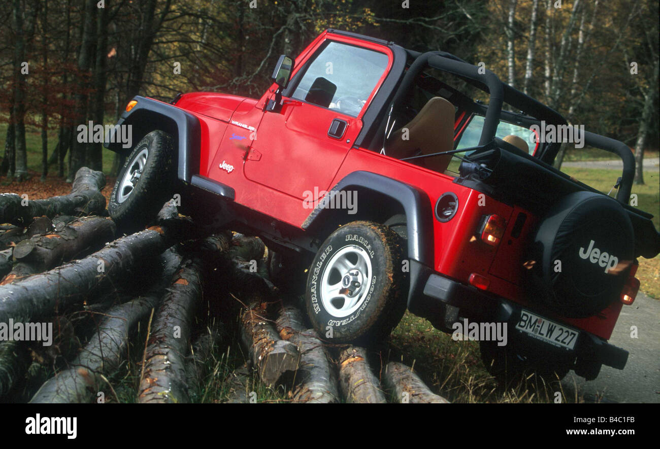 Chrysler Jeep Wrangler 4 0 Stock Photos & Chrysler Jeep Wrangler 4