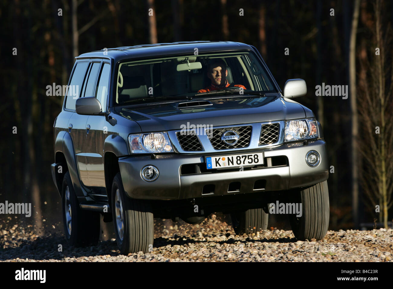 car, nissan patrol gr 3.0 di, cross country vehicle, model year