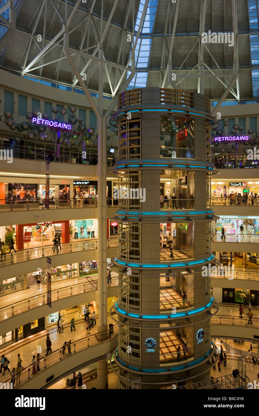 A Shopping And Entertainment Complex Stock Photos & A Shopping And ...