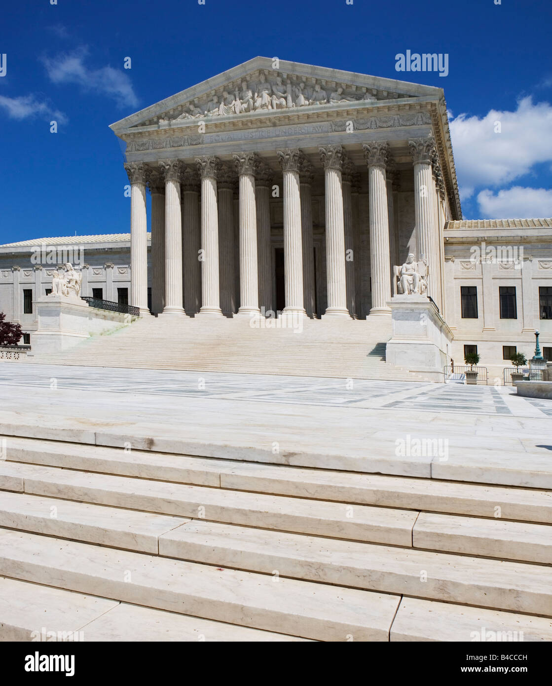 washington, washington, dc, district, of, columbia, nations, capital, nations, capitol, capital, supreme court building Stock Photo