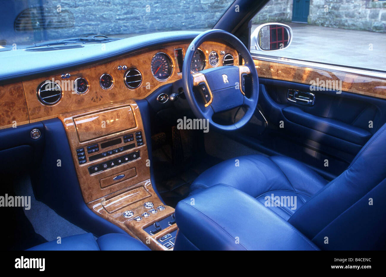 Rolls Royce Interior High Resolution Stock Photography And Images Alamy