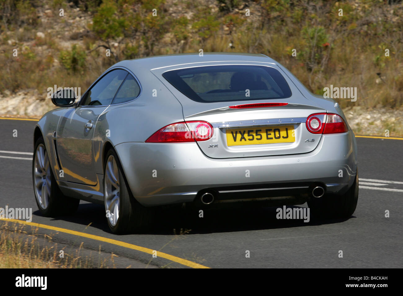 Jaguar Xk 4 2 V8 Coupe High Resolution Stock Photography And Images Alamy