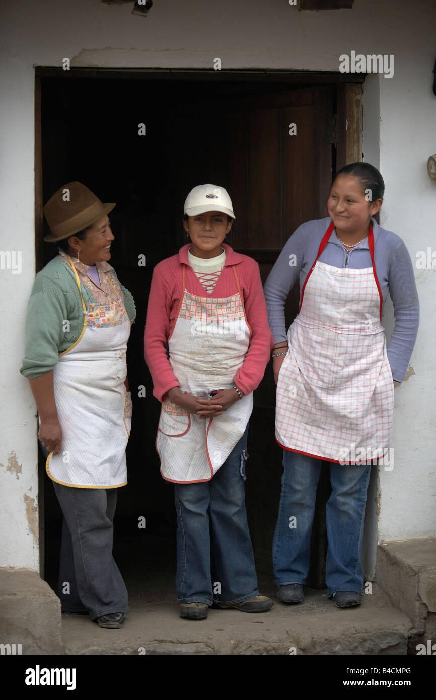 Otavalo, Ecuador - Stock Image