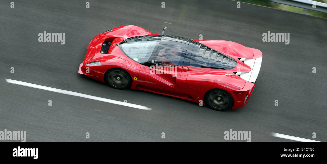 Ferrari P4 5 By Pininfarina Stock Photos Ferrari P4 5 By