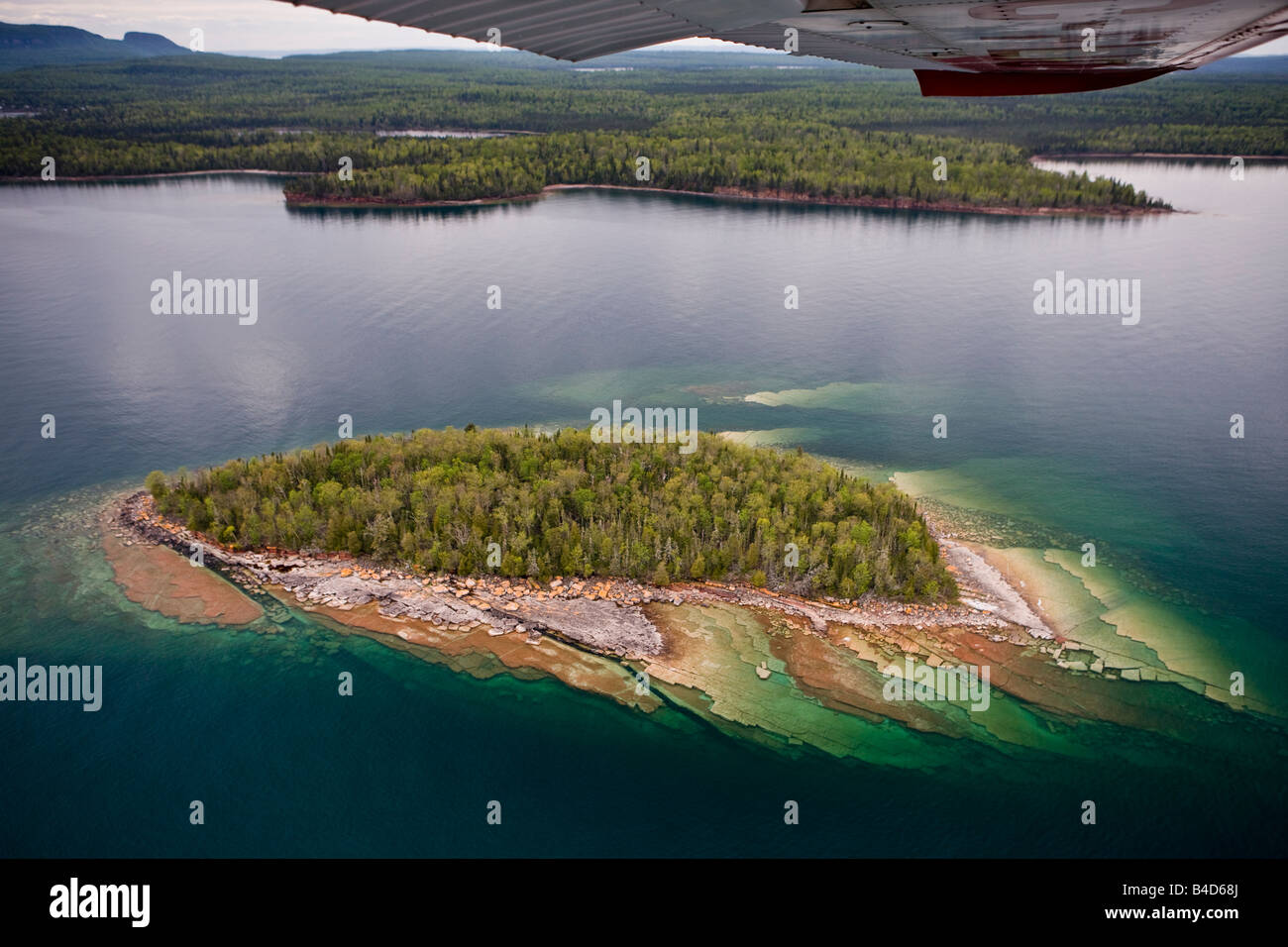 Lake Superior Islands