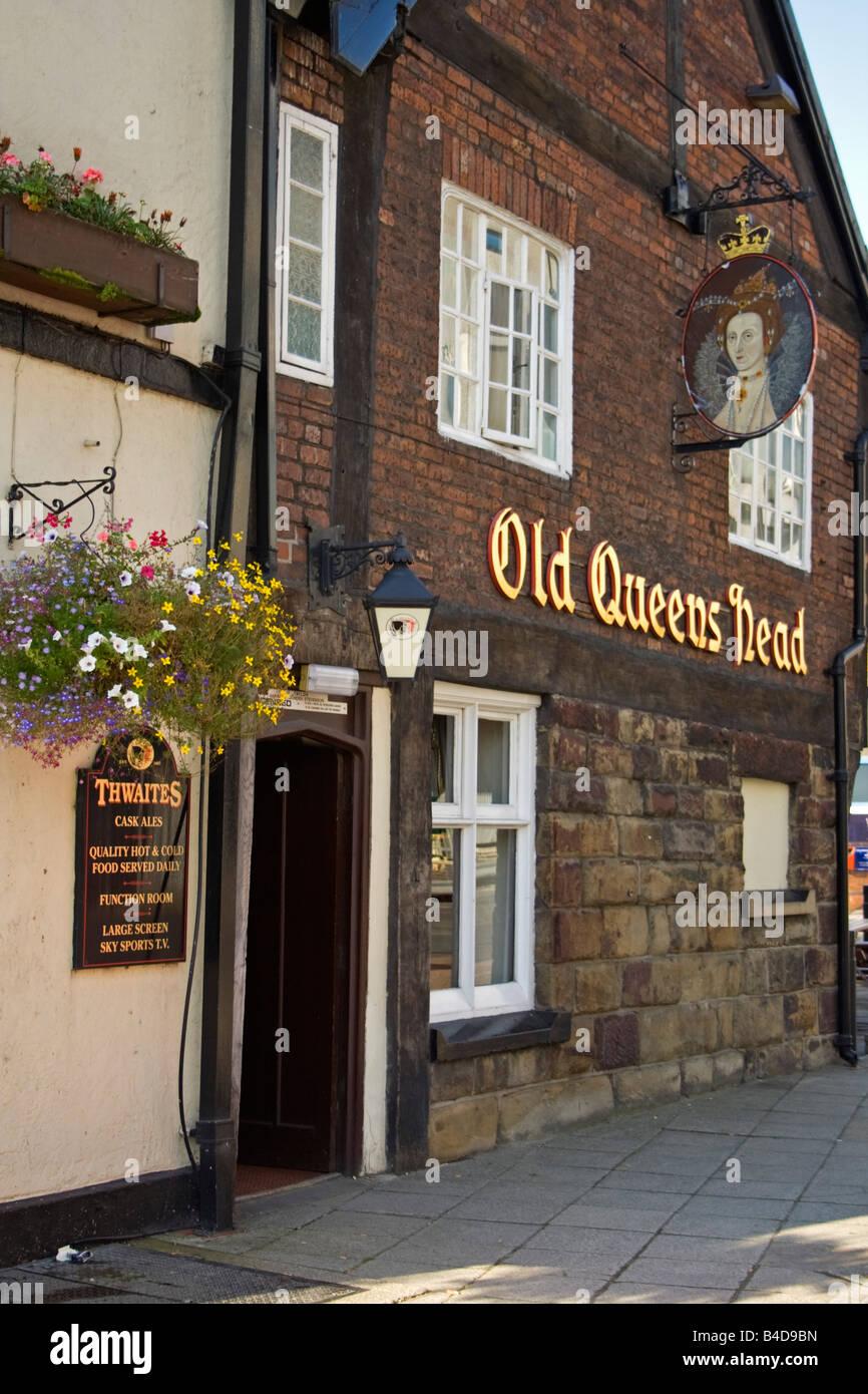 old queens head stock photos old queens head stock. Black Bedroom Furniture Sets. Home Design Ideas