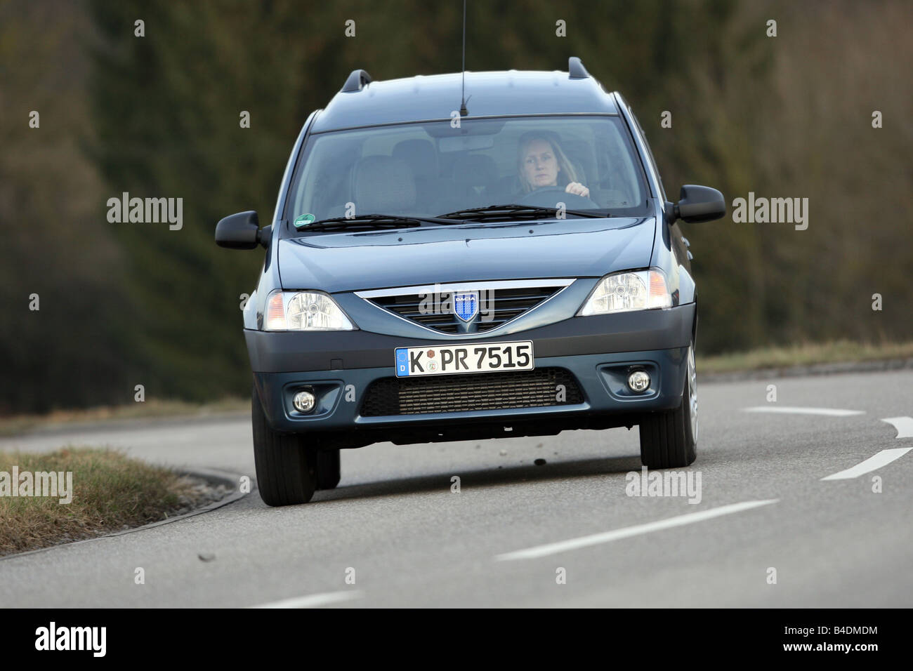 Dacia Logan Mcv 1 5 Dci Laur U00e9ate  Model Year 2008