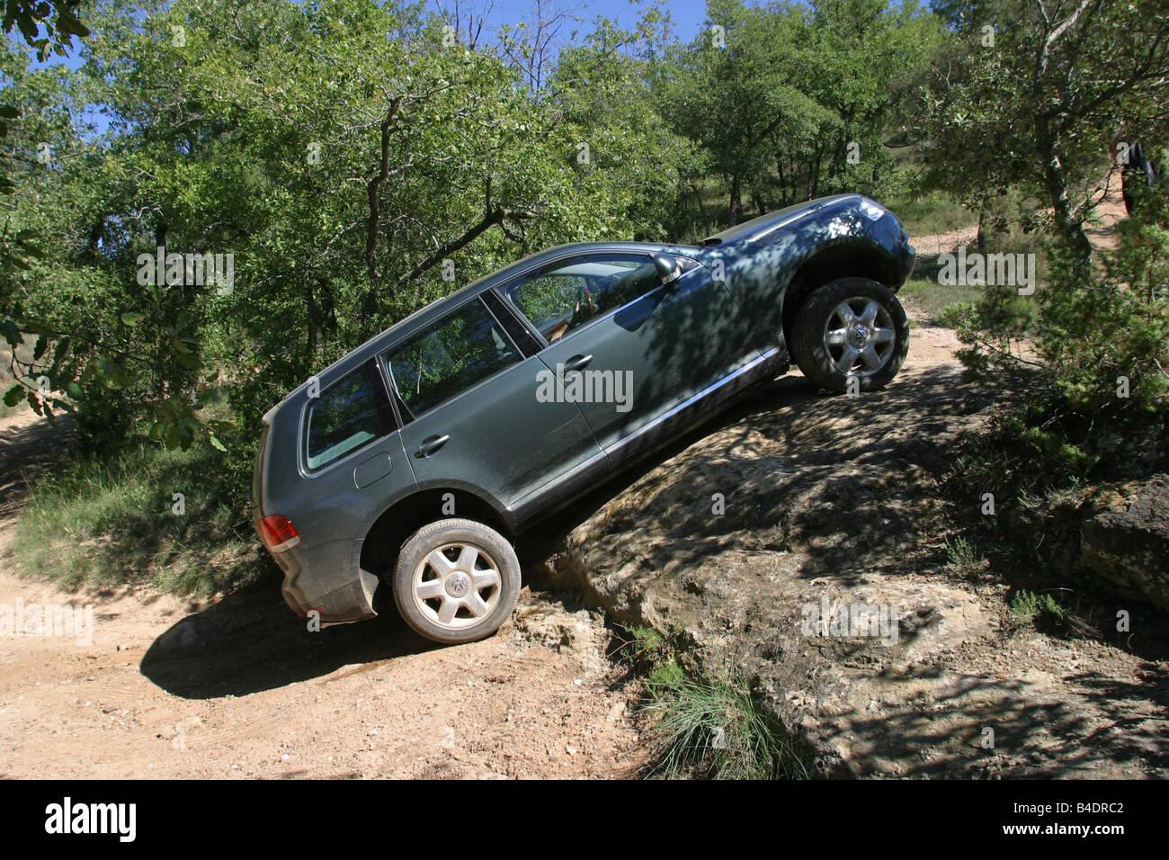 volkswagen touareg v10 tdi offroad