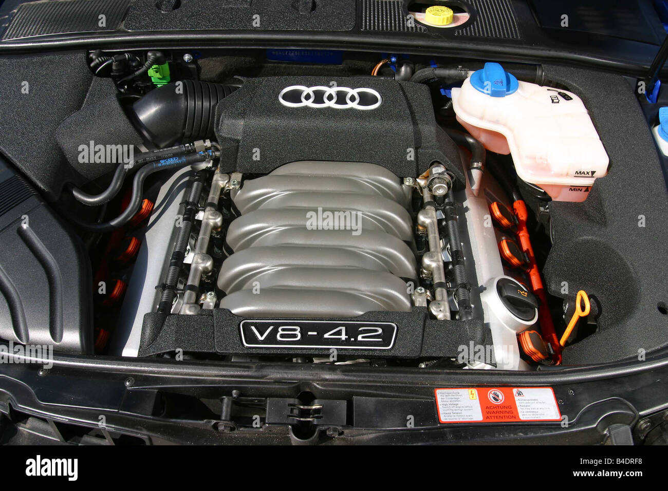 Audi Engine Stock Photos Audi Engine Stock Images Alamy