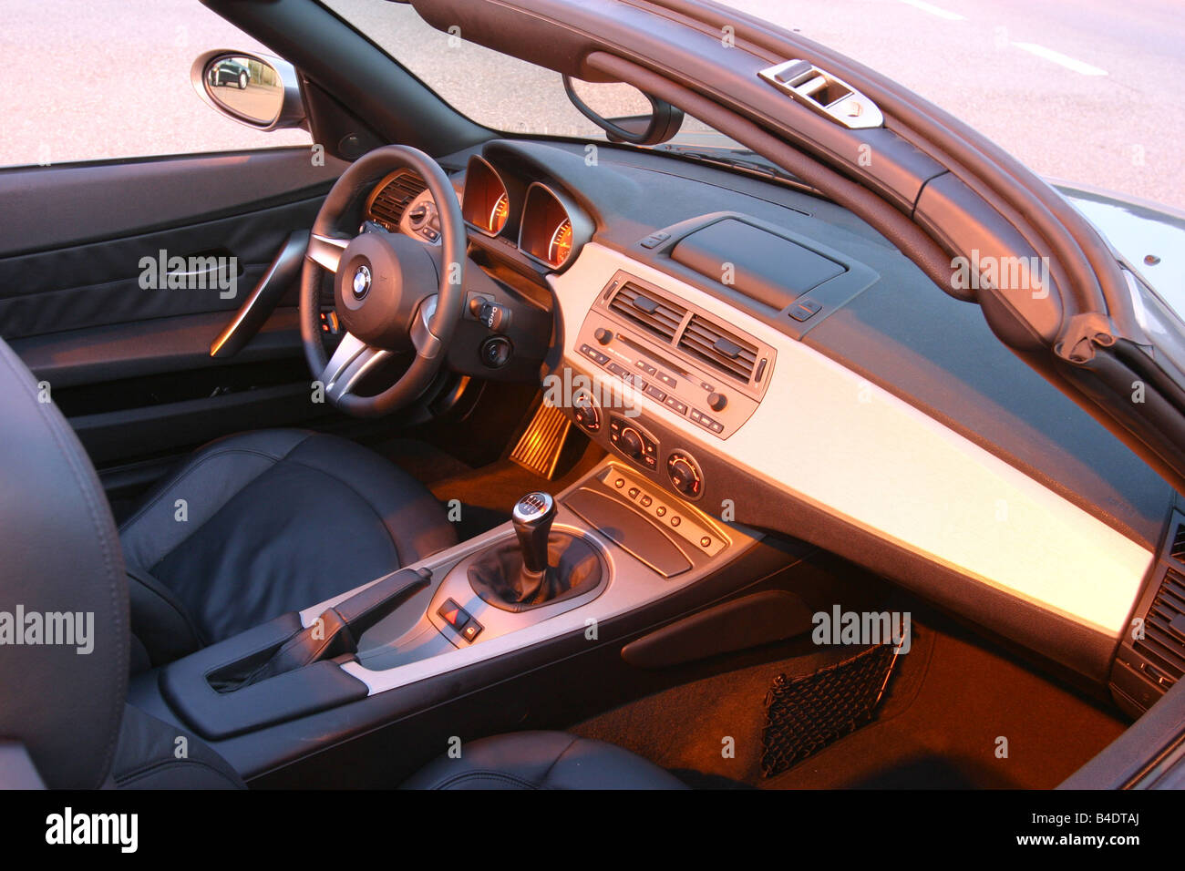 Car Bmw Z4 Convertible Model Stock Photos Amp Car Bmw Z4