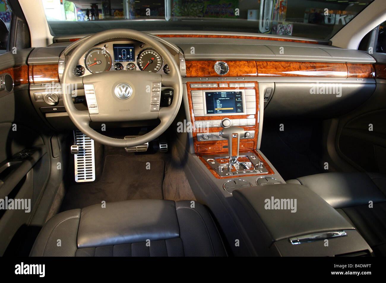 Car Vw Volkswagen Phaeton V10 Tdi Limousine Luxury Approx S