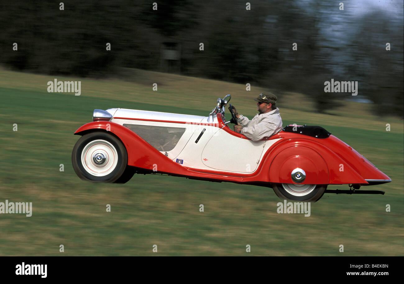 Car, BMW 315, 1, Roadster, vintage car, model year 1935-1936, 1930s ...