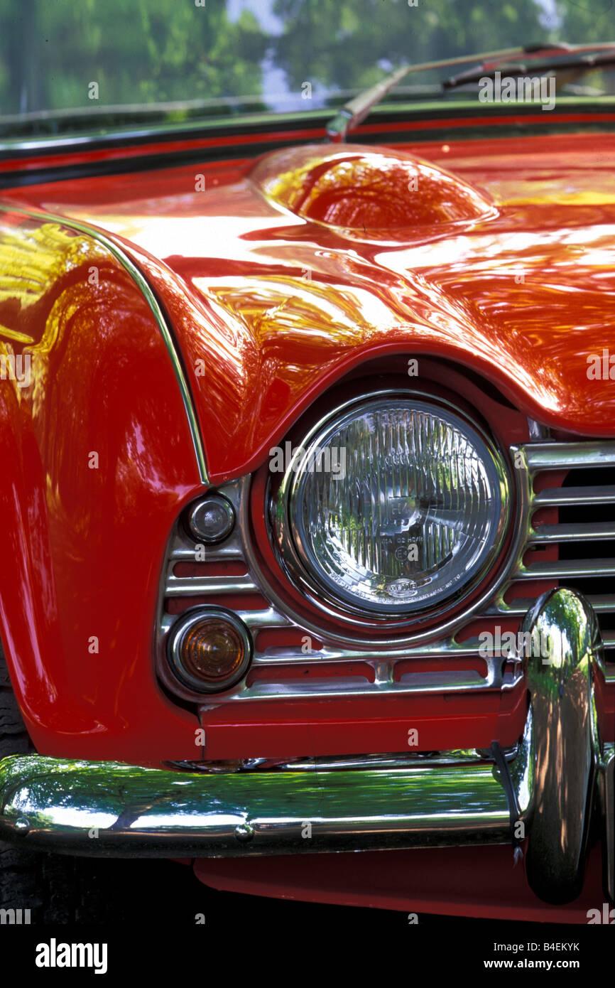 Jrs Red Lake >> Triumph Tr 4 Stock Photos & Triumph Tr 4 Stock Images - Alamy