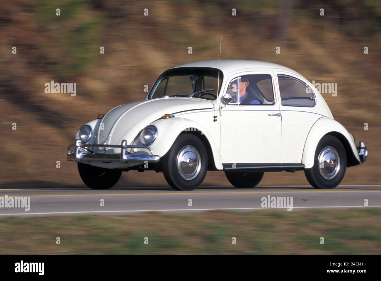 Car Vw Volkswagen Beetle 1300 Model Year 1965 1973 Vintage Car