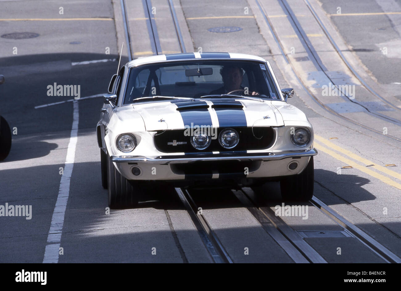 car ford mustang shelby gt model year 1967 coupé coupe stock