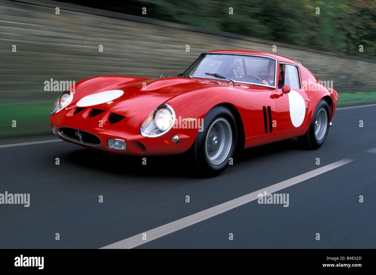 Ferrari by year