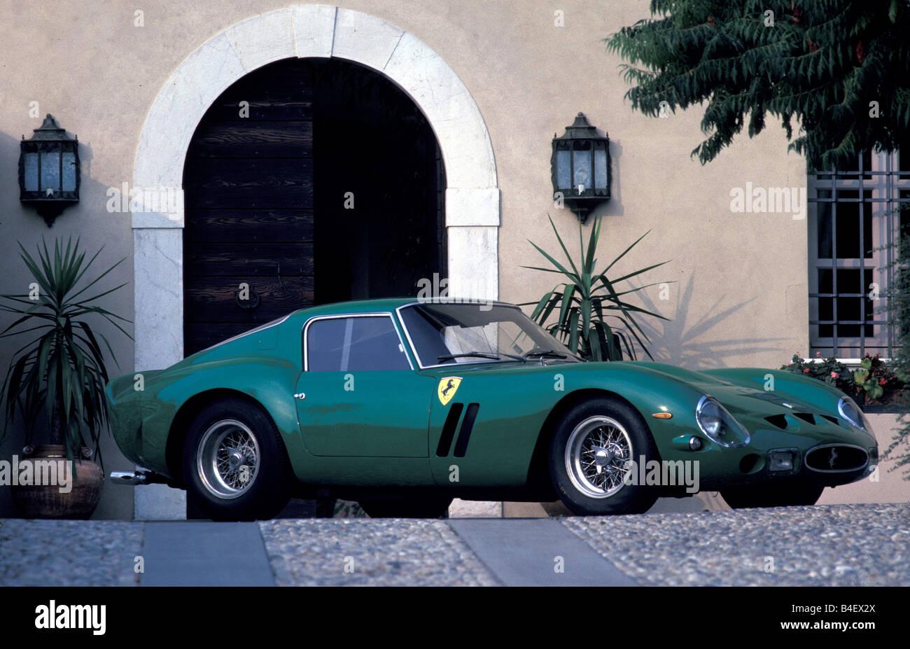 Car Ferrari 250 Gto Model Year 1962 1964 1960s Sixties Vintage Stock Photo Alamy