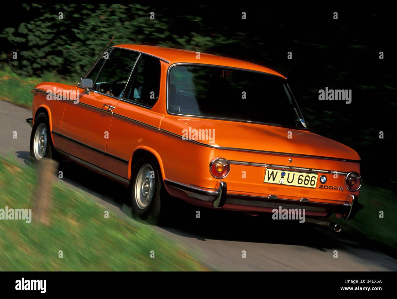 Car Bmw 2002 Tii Sedan Medium Class Medium Sized Vintage Car Stock Photo Alamy