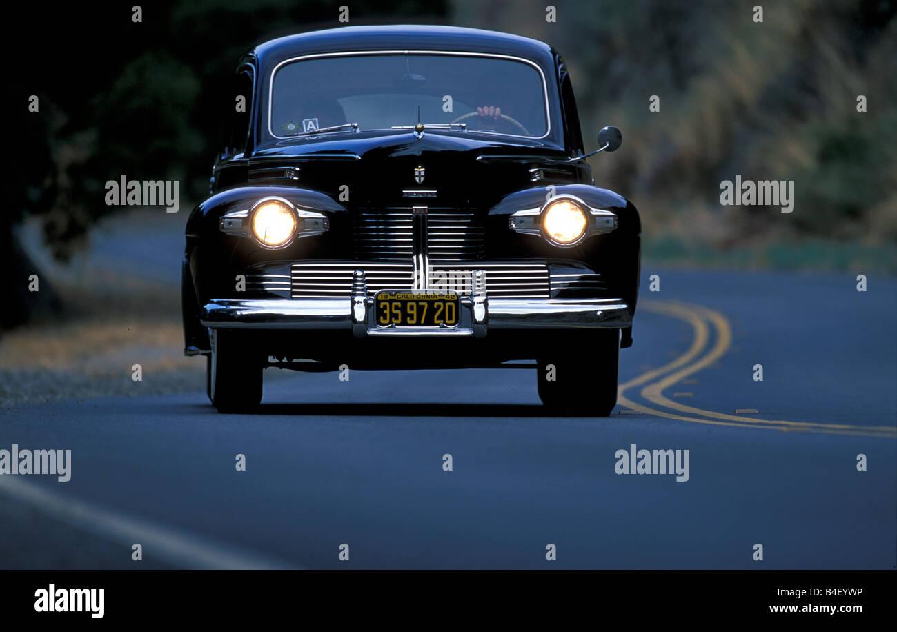 Lincoln Sedan Stock Photos Lincoln Sedan Stock Images Alamy