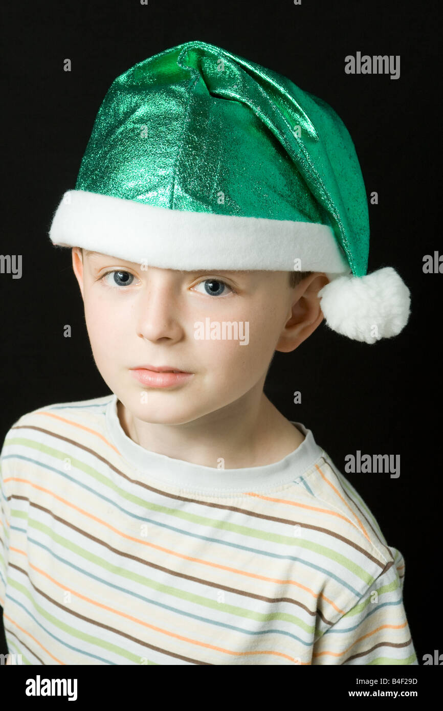 christmas elf hat stock photos christmas elf hat stock images alamy