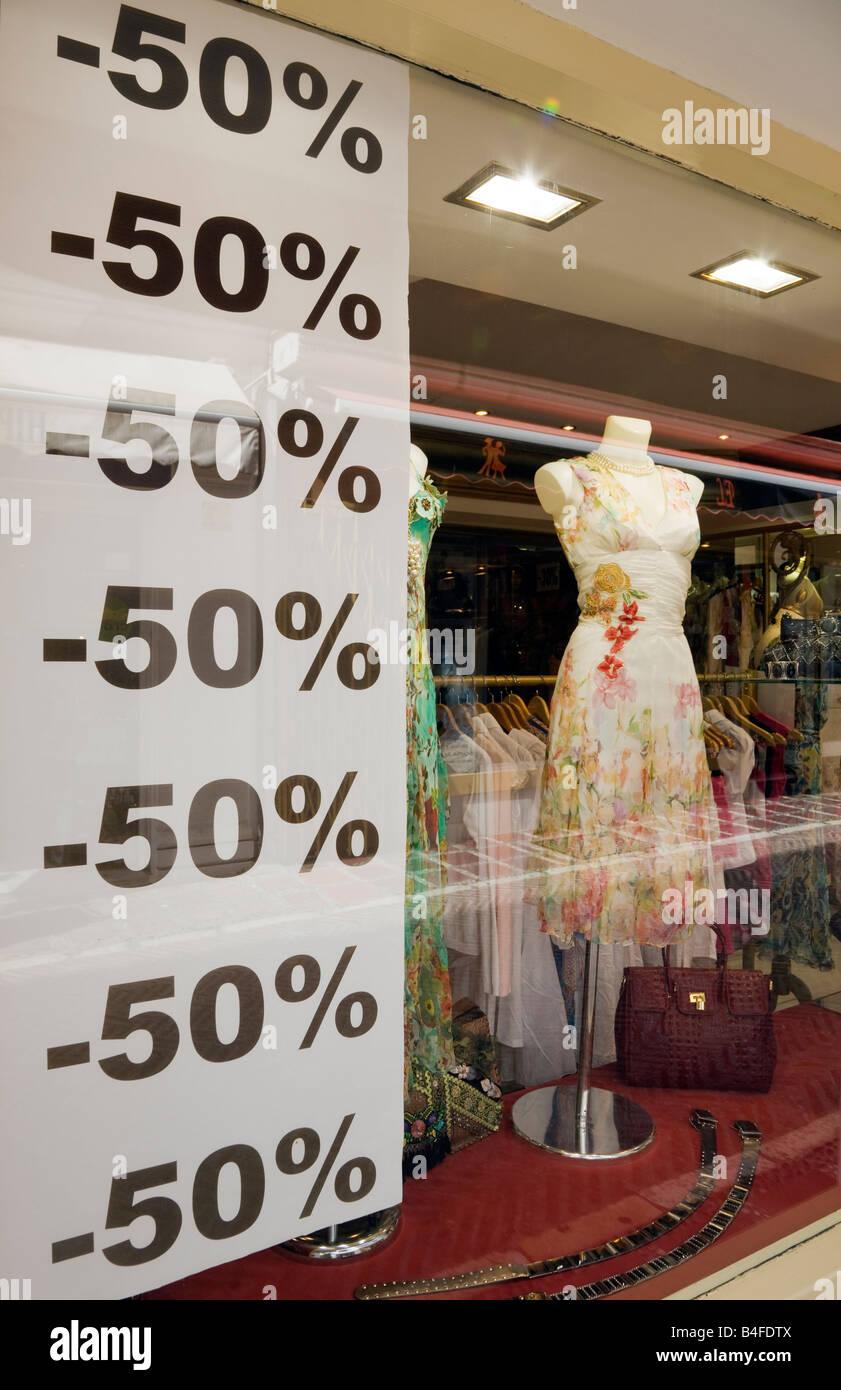 Spanish Clothes Shop Stock Photos & Spanish Clothes Shop ...
