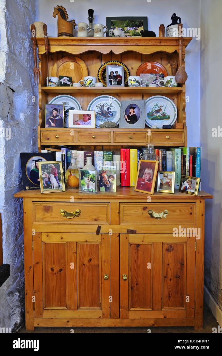 Granny's dresser - Stock Image