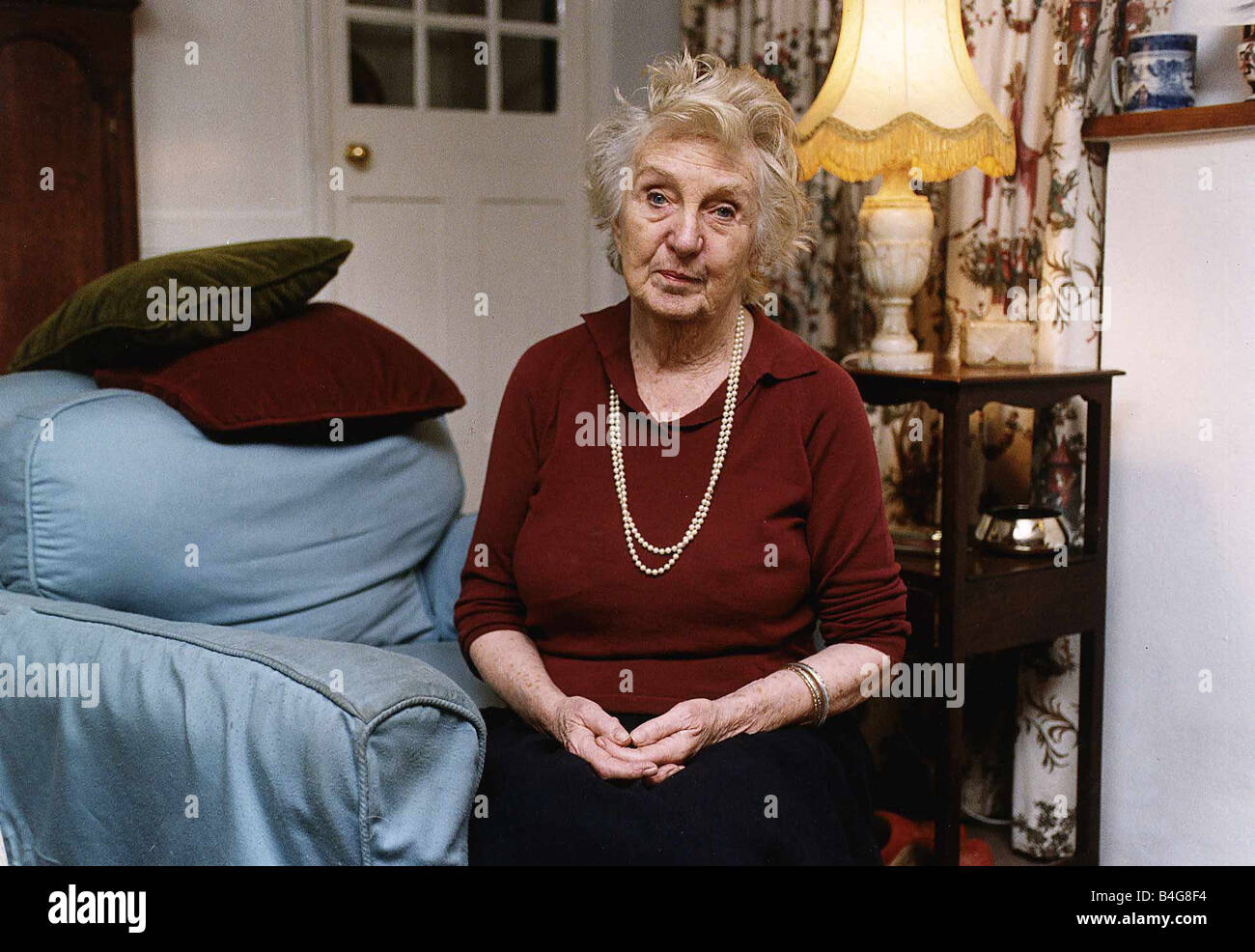 Joan Hickson Joan Hickson new pictures