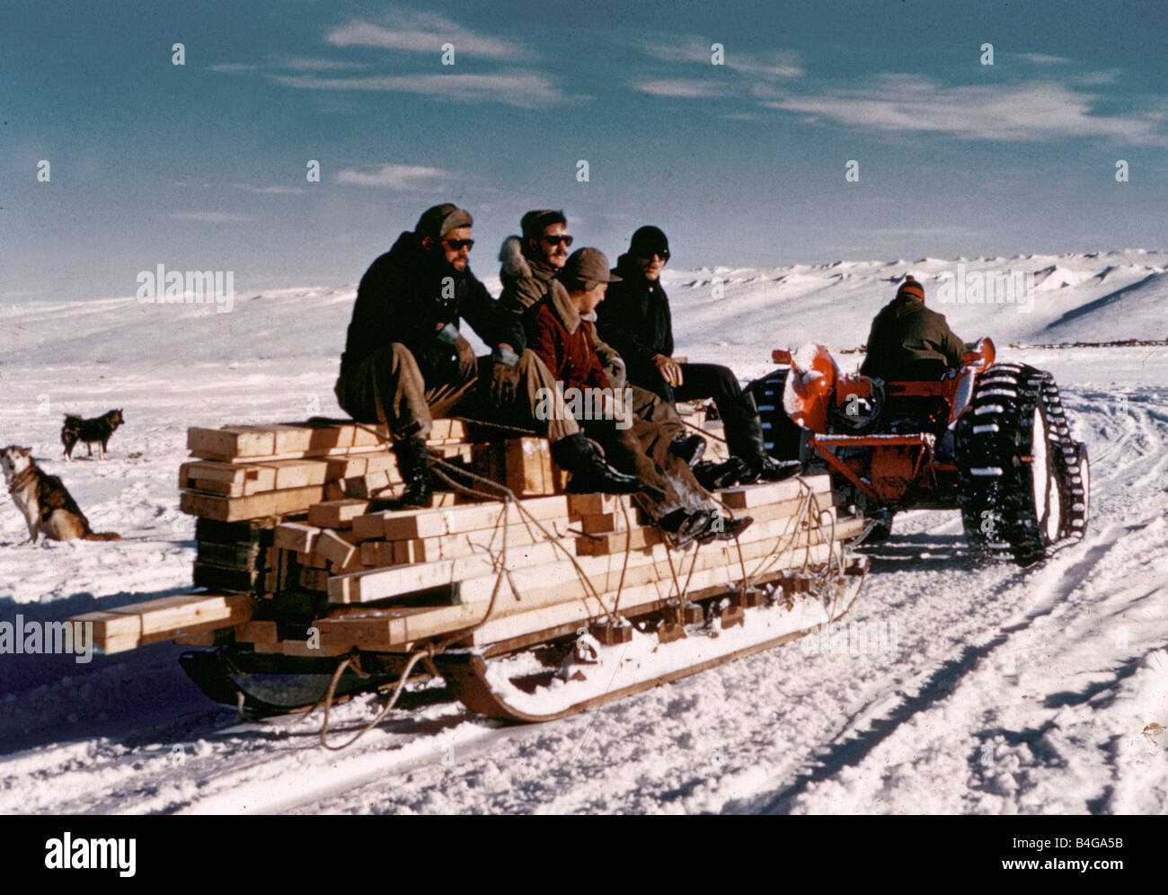 Image result for The Commonwealth Trans-Antarctic Expedition