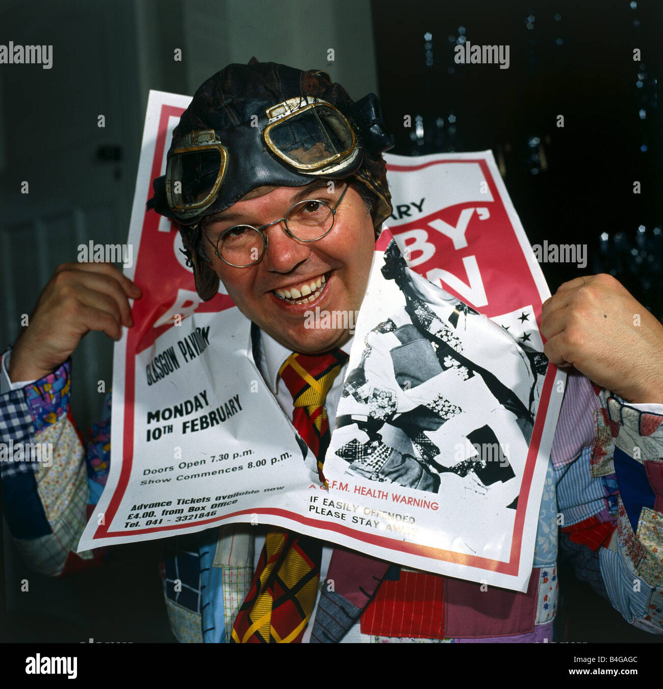 Phrase, simply Roy chubby brown shows