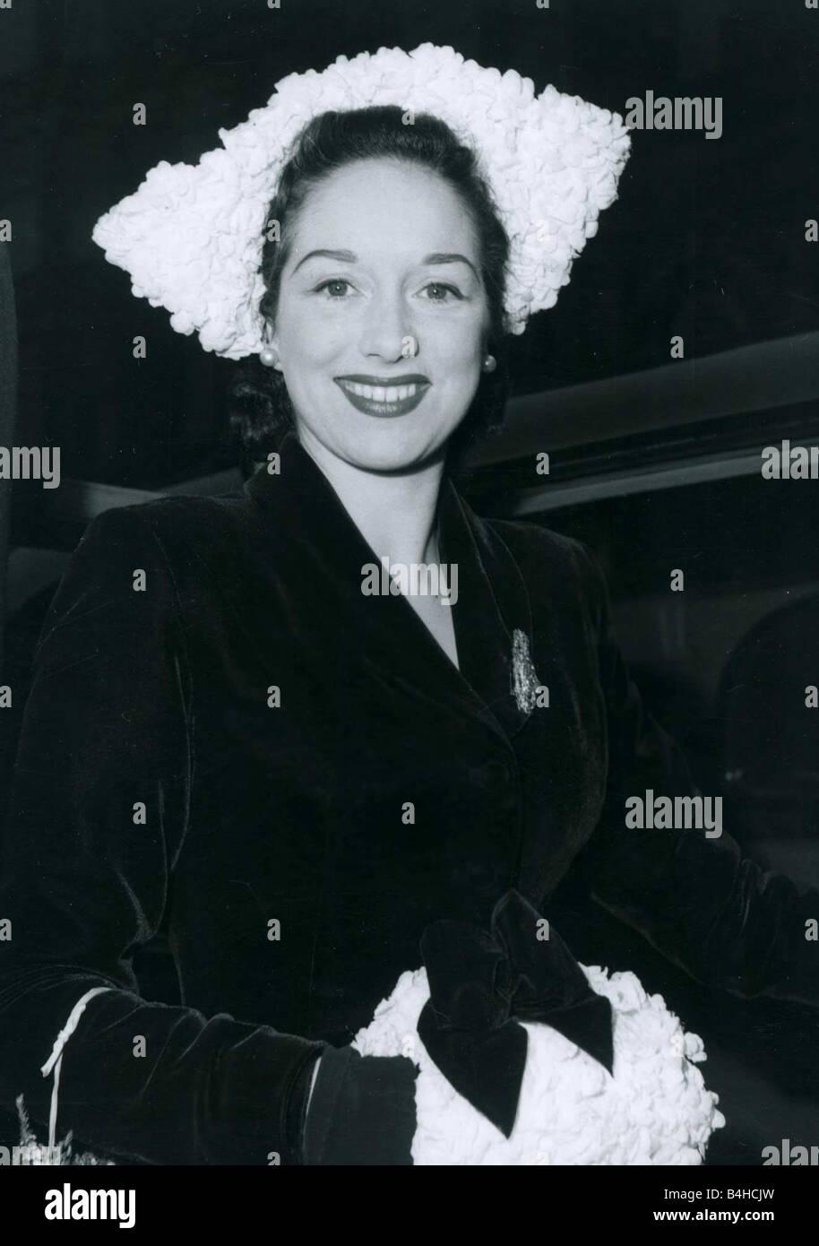 Betty Astell forecasting
