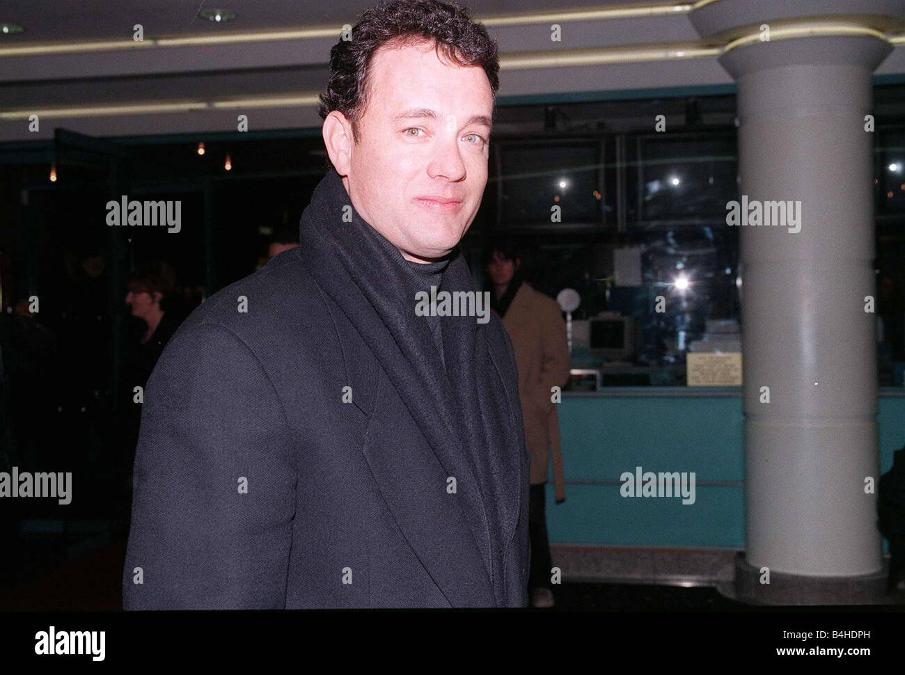 Tom Hanks Actor at the film premier of That Thing You Do - Stock Image