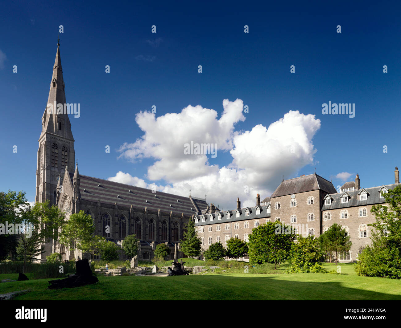 St Patricks College Maynooth Kildare Ireland - Stock Image
