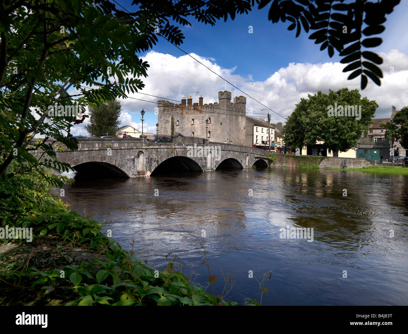 Burtown House and Gardens, Athy, Co. Kildare