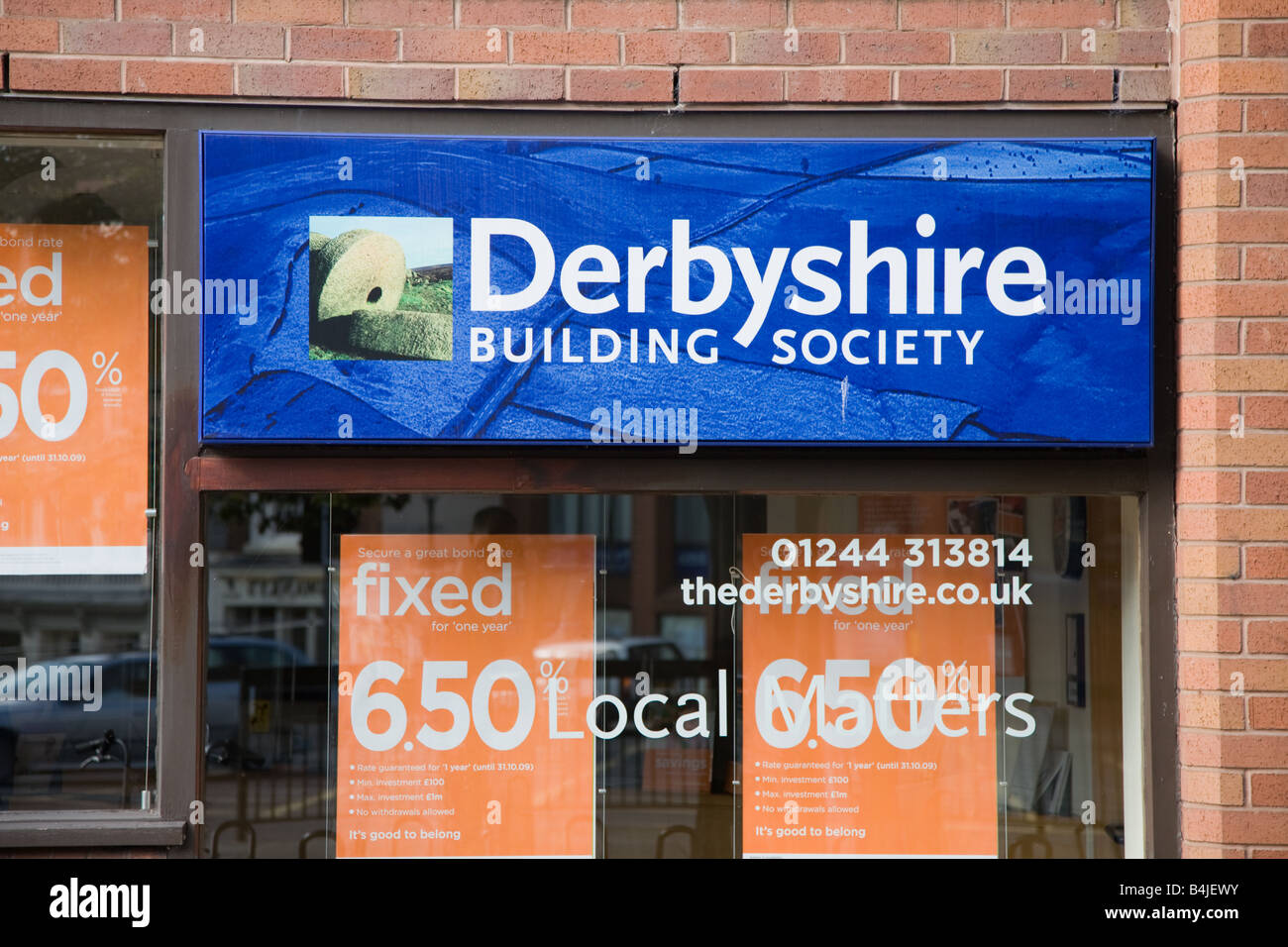 Derbyshire building society savings investment team name waitforexit example c++ oop