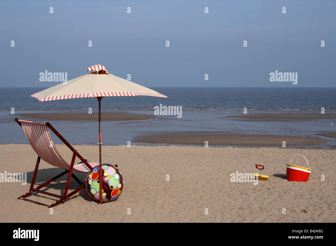 In Search of Albion, Sutton on Sea Lincolnshire, England UK - Stock Image
