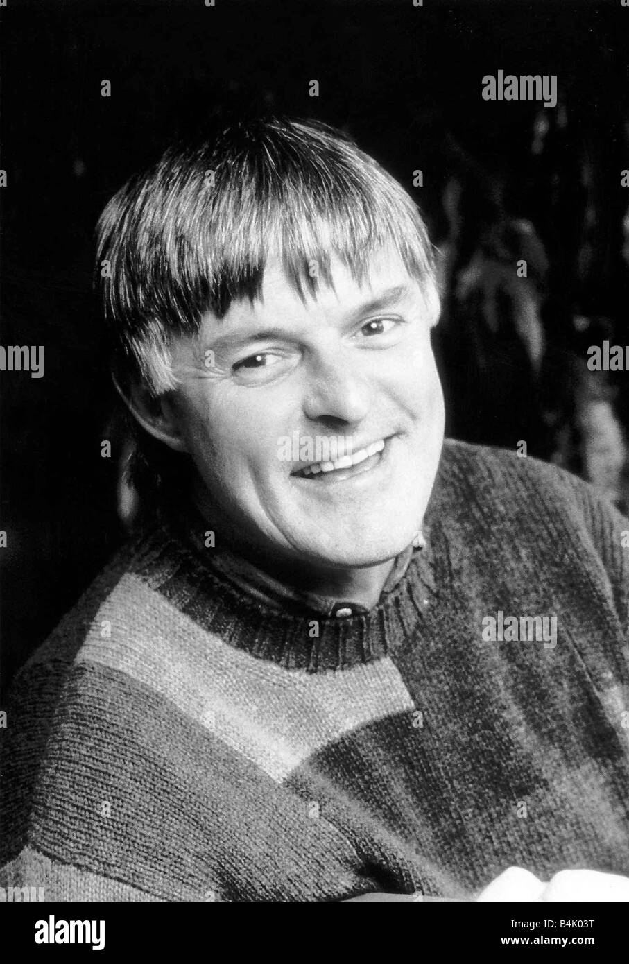 Gary Files Actor Who Stars In The TV Programme Neighbours June 1988 Dbase - Stock Image