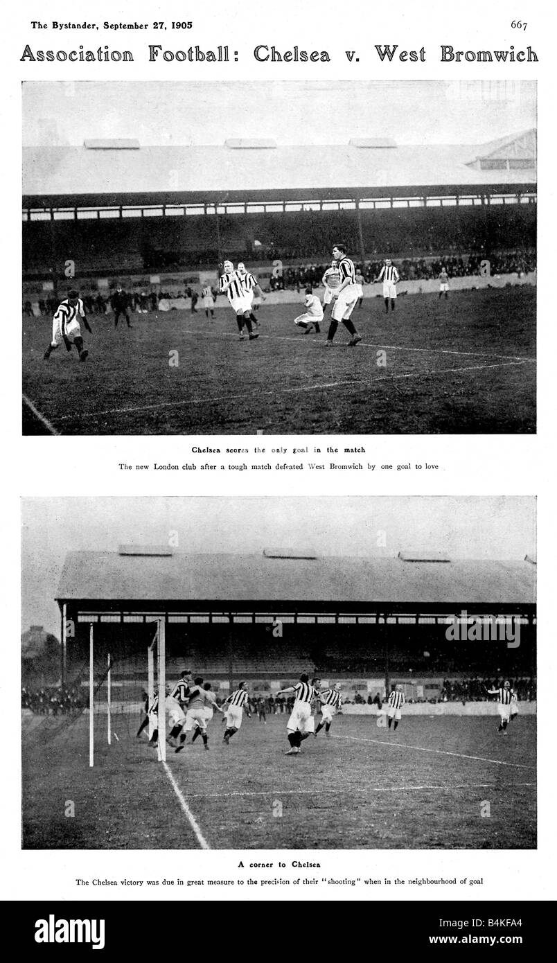 Image result for stamford bridge 1905