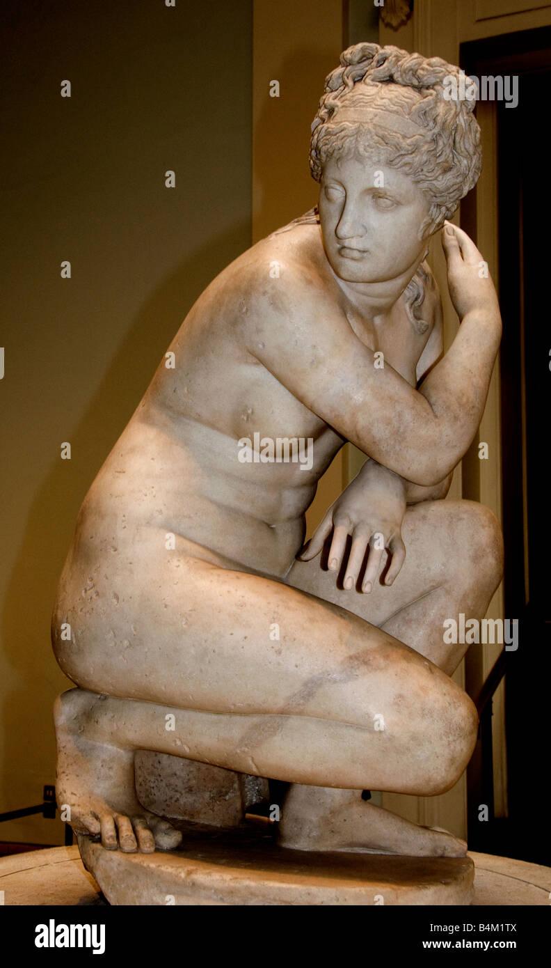 Lely Venus Aphrodite 2nd century BC Greek Greece - Stock Image