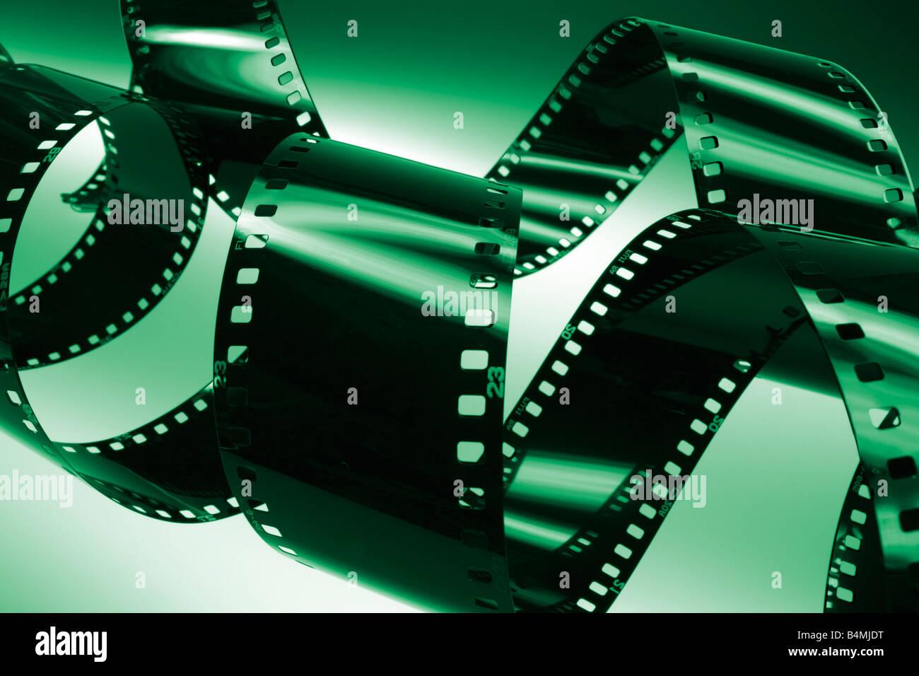 Camera Film - Stock Image