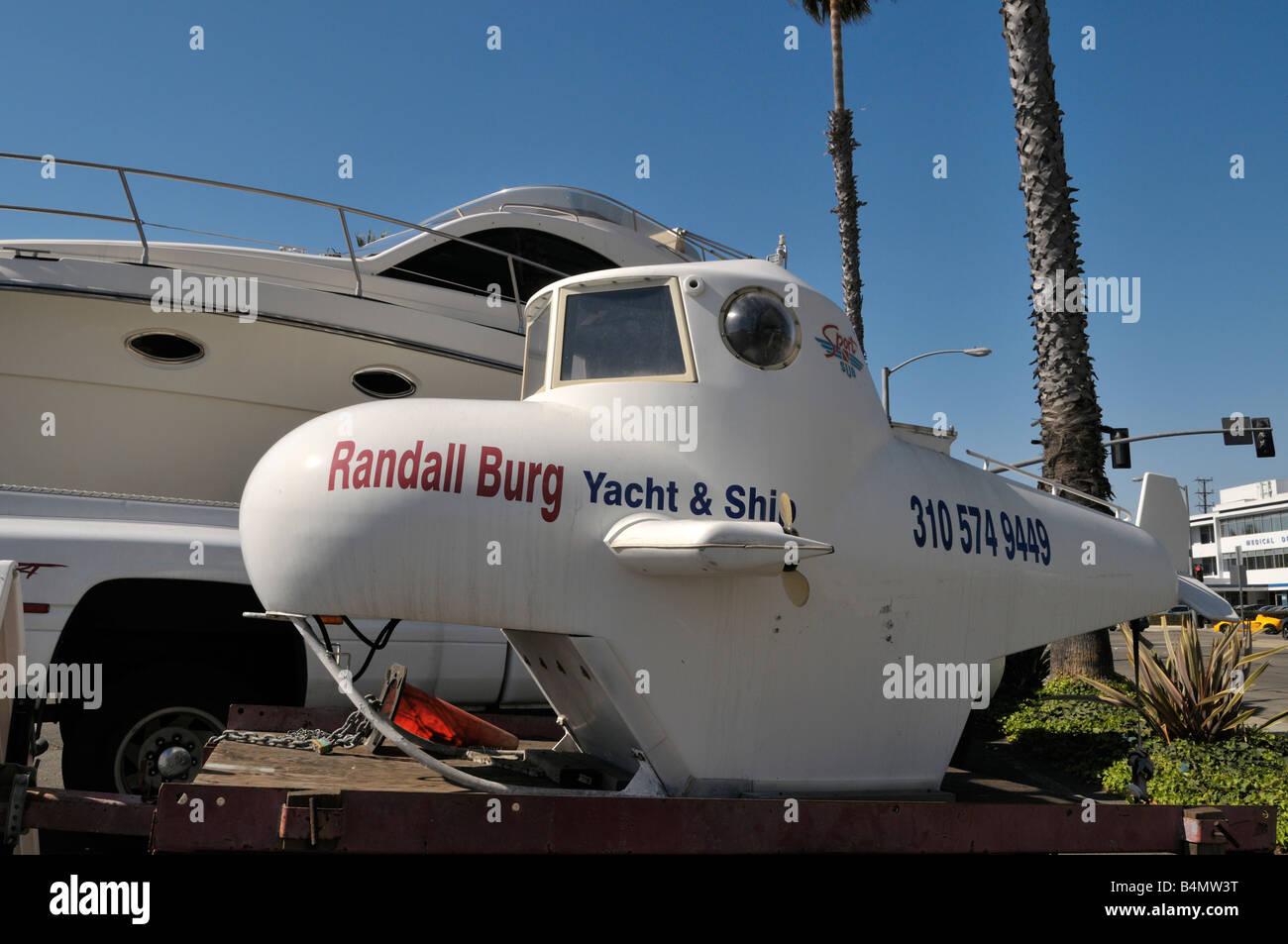 how to build a mini submarine