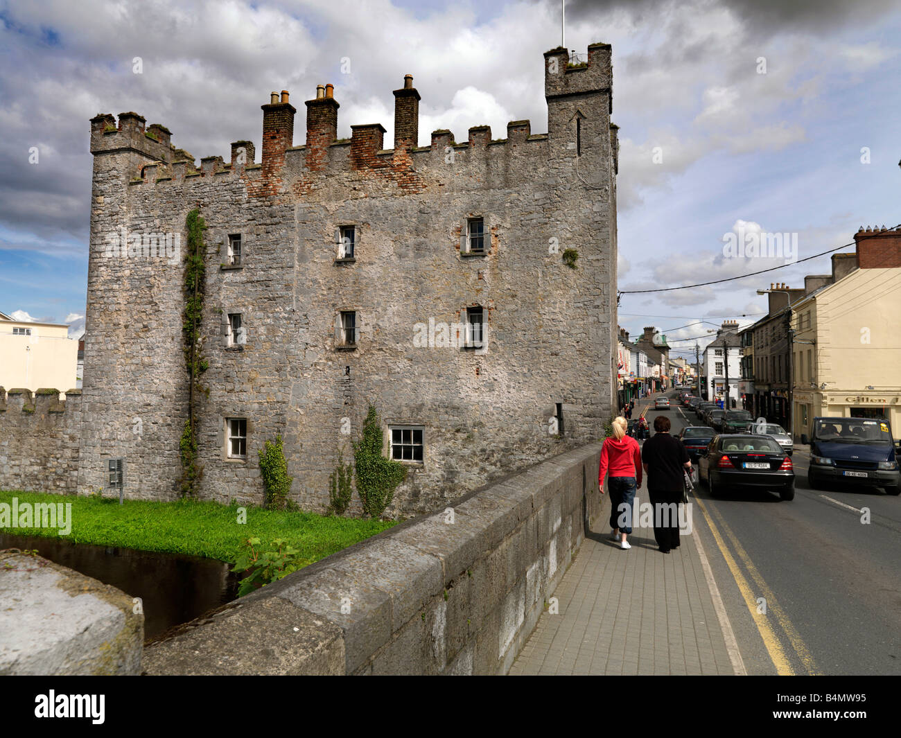 15th century Whites Castle in Athy on the market for 450,000