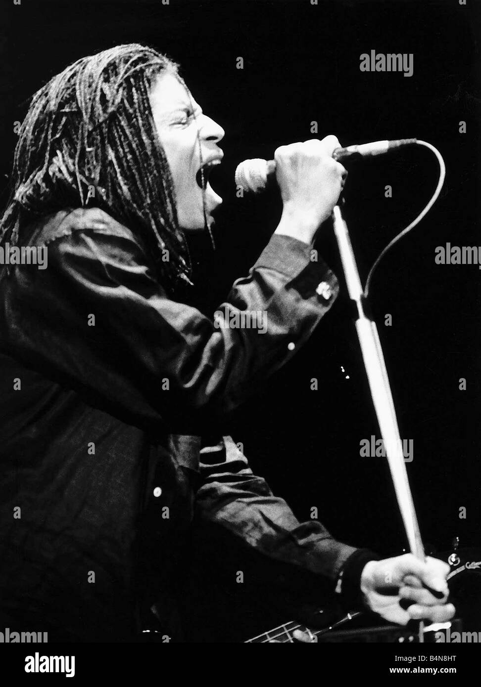 Terence Trent Darby pop singer - Stock Image