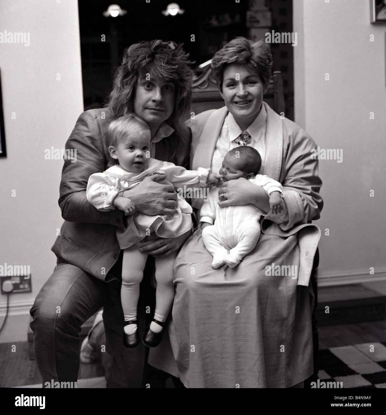 Sharon osbourne 1980s