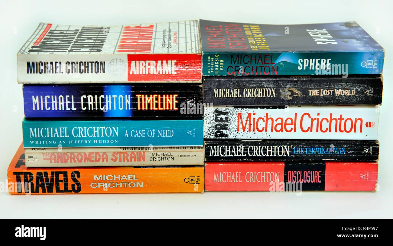 Michael Crichton yellowstone