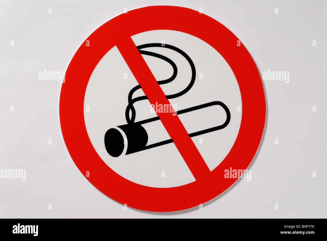 smoking free cigarette sign notice logo stock photos smoking free
