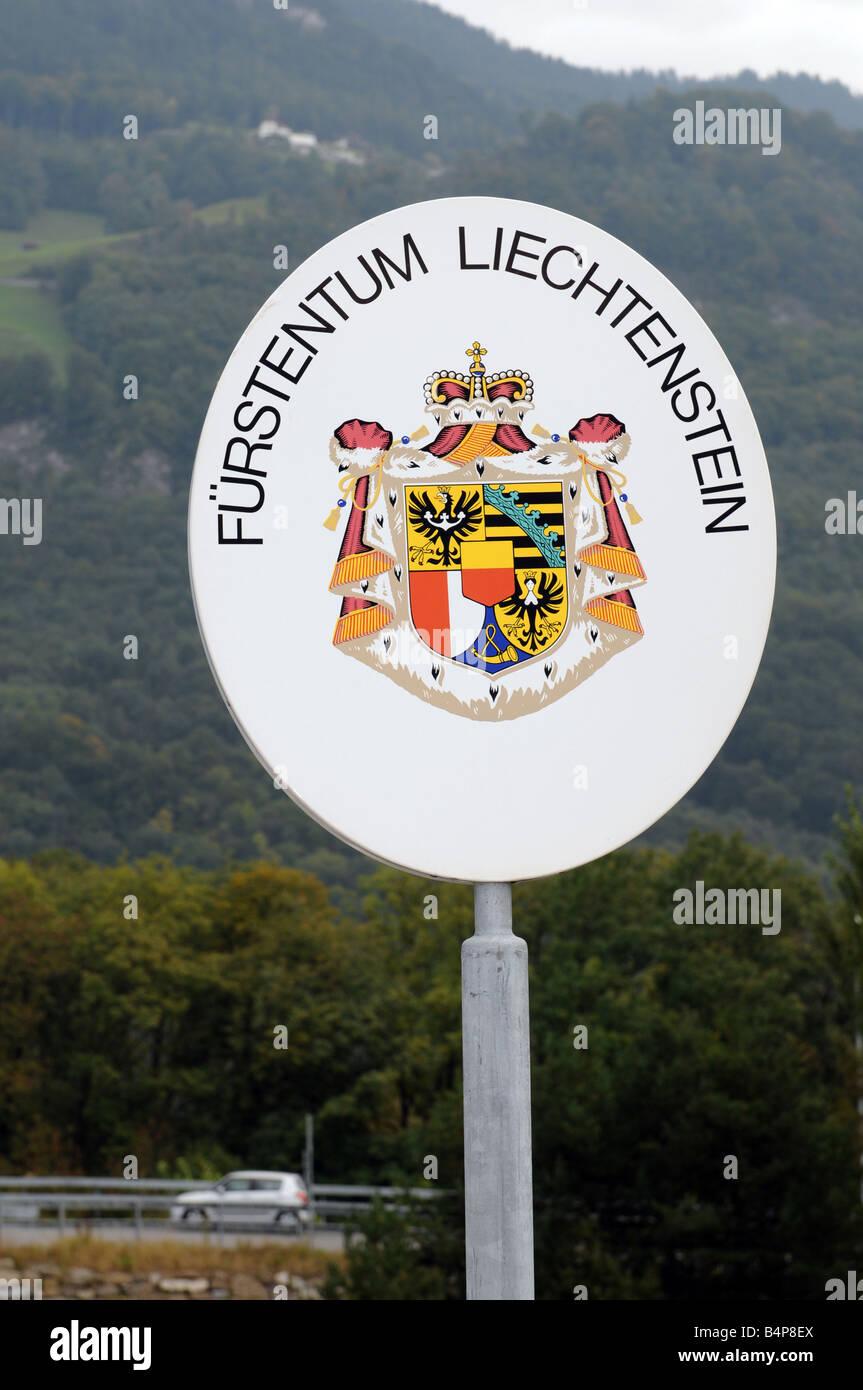 Liechtenstein Stock Photo