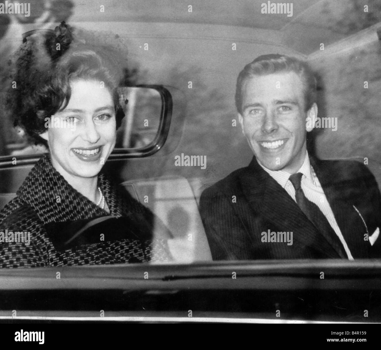 Princess Margaret And Her Husband Lord Snowdon Anthony Armstrong