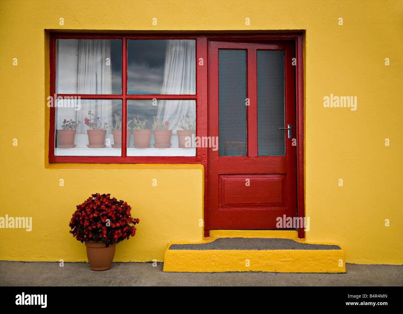 Butlerstown Pub West Cork Ireland - Stock Image